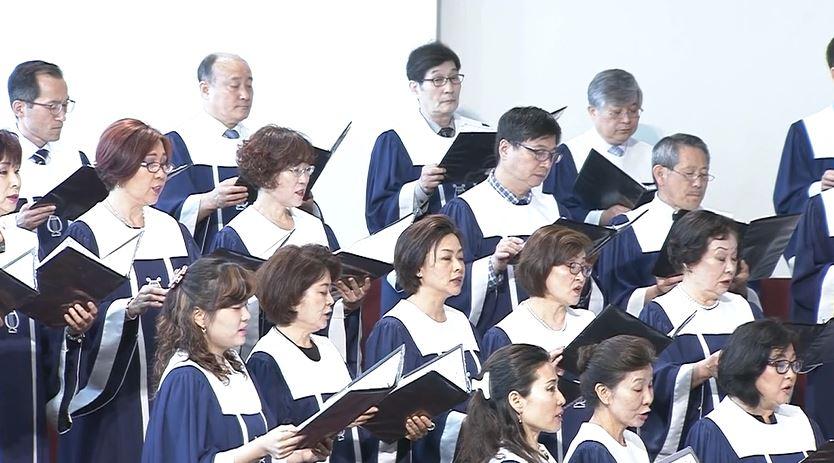 05/26/2019 호산나찬양대 -세상을 바라보라